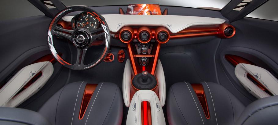 Nissan Gripz Concept Interior