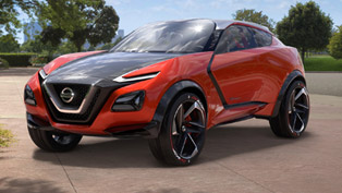 Nissan Gripz Concept Highlights Brand's Future Design Direction [VIDEO]