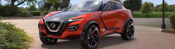 Nissan Gripz Concept Highlights Brand's Future Design Direction [VIDEO]