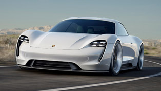 Is Porsche Mission E the Next Tesla Model S? [VIDEO]