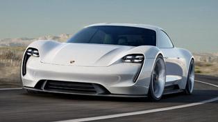 Is Porsche Mission E the Next Tesla Model S? [VIDEO]