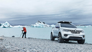 Renault Alaskan Concept Previews Future Production One-Tonne Pick-up [VIDEO]