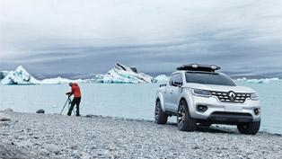 renault alaskan concept previews future production one-tonne pick-up [video]