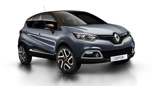renault launches a limited run of the successful captur model