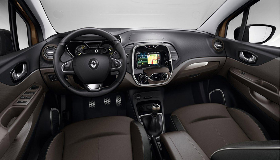 2015 Renault Captur Hypnotic