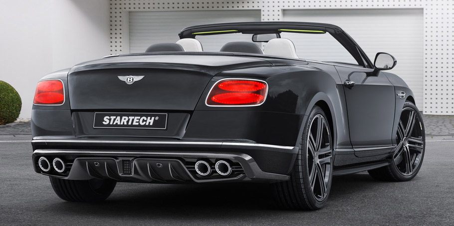 STARTECH Bentley Continenal Rear End