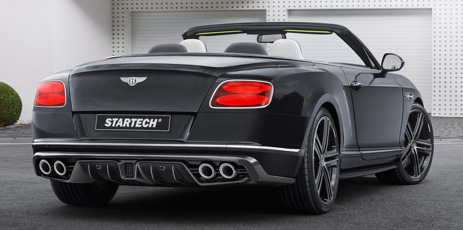 STARTECH Bentley Continenal Rear End