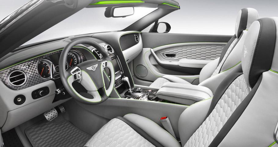 STARTECH Bentley Continental Cabriolet Interior