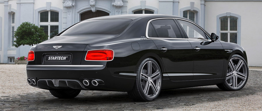 STARTECH Bentley Flying Spur Rear View