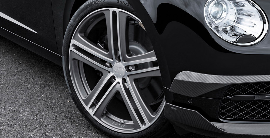 STARTECH Bentley Flying Spur Wheels and Tires