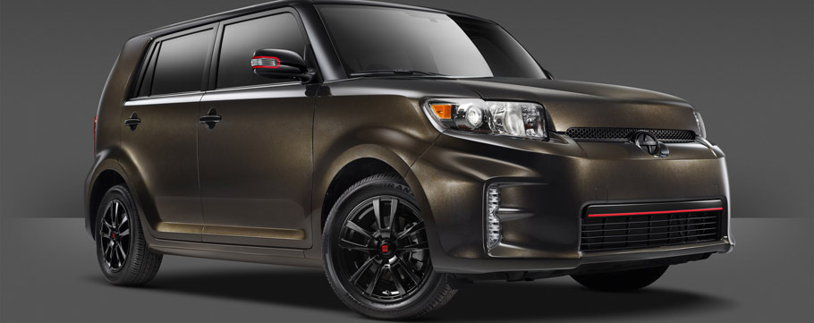 Scion xB 686 Parklan Edition Front and Side View