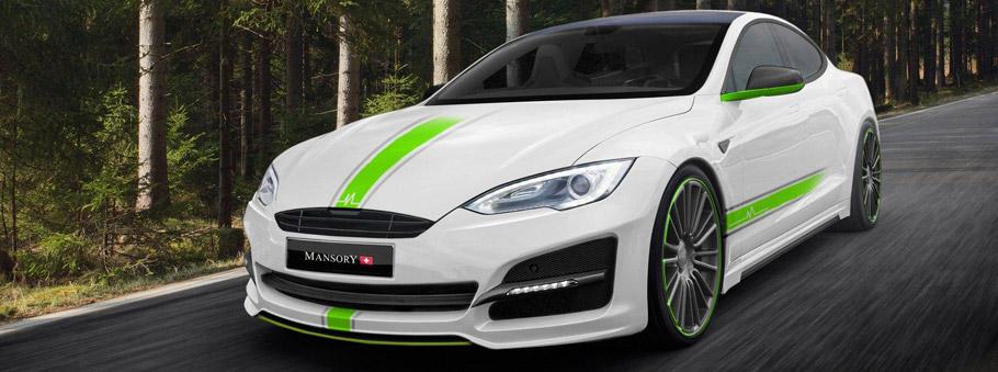 2015 Mansory Tesla Model S