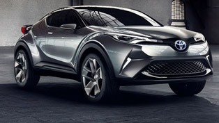 toyota c-hr concept sets the future for toyota
