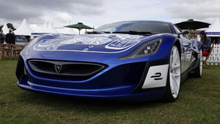 Vilner is Back with Custom Rimac Concept One and Tramontana XTR