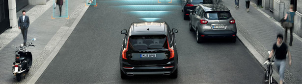 Volvo XC90 Scored Incredible Results at the 2015 Euro NCAP Tests