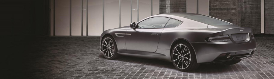 2016 Aston Martin DB9 GT James Bond Limited Edition