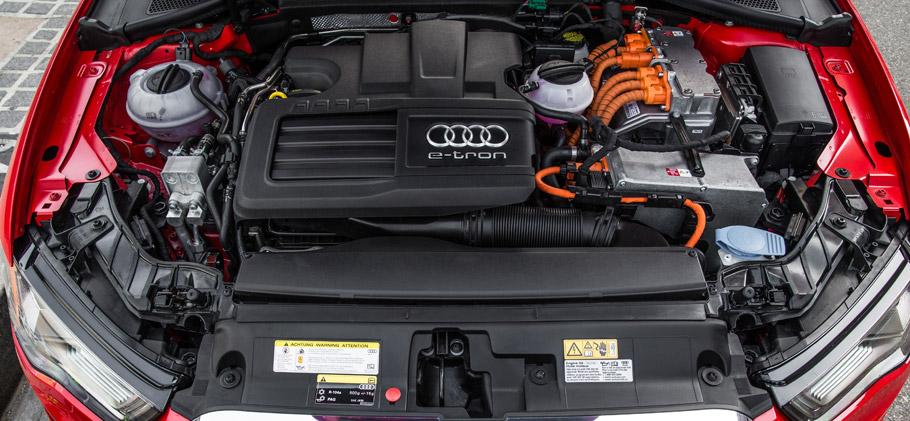 2016 Audi A3 Hybrid