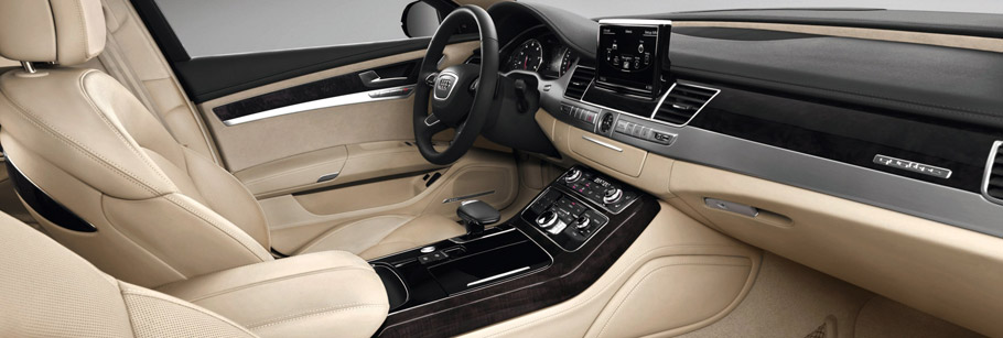 2016 Audi A8 Security