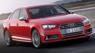 2016 Audi S4 Avant Debuts Today at 2015 FIAA! [VIDEO]