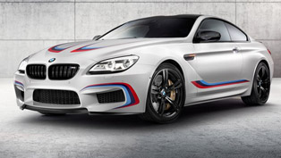 BMW M6 Coupe Competition Edition Will Debut at 2015 FIAA