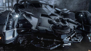 2016 batmobile is here to serve some justice! [video]
