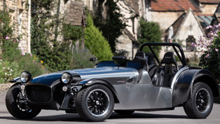 2016 Caterham Seven Superlight Limited Celebrates its 20th Anniversary