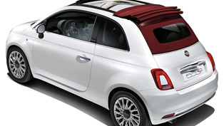 2016 Fiat 500 Raises Money For Charity!