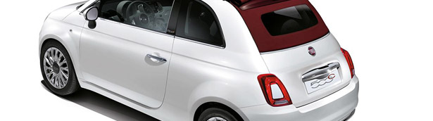 2016 Fiat 500 Raises Money For Charity!