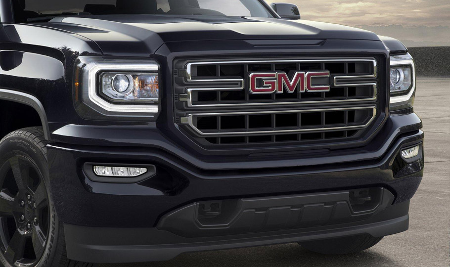 2016 GMC Sierra Elevation Editon