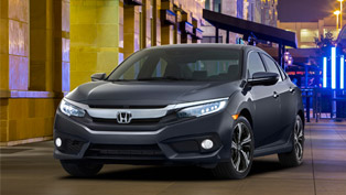 Meet the 10th Generation Honda Civic Sedan!
