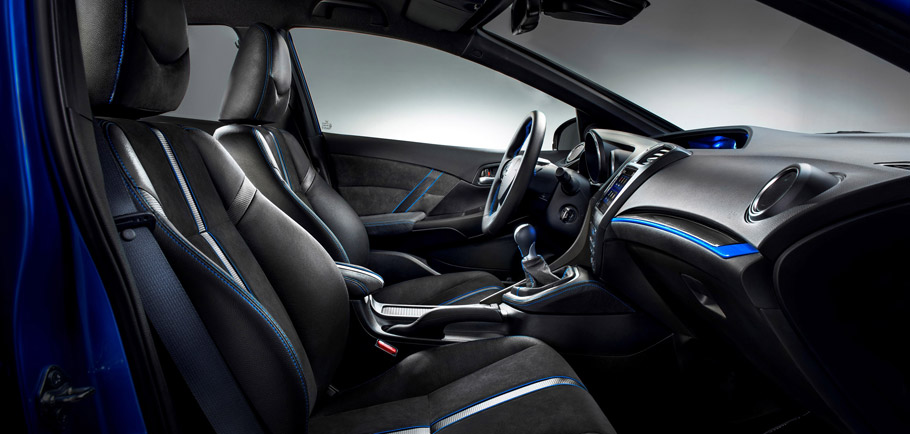 Honda Civic Tourer Active Life Concept Interior