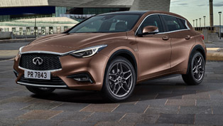 Why Is Infiniti Q30 Active Compact So Important For the Brand?