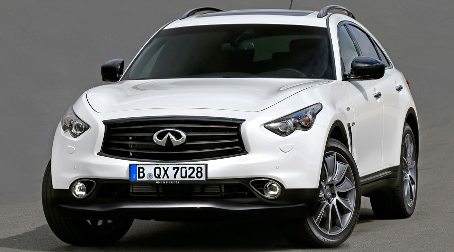 2016 Infiniti QX70 Ultimate