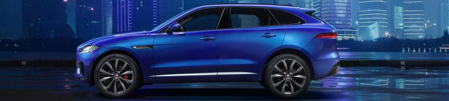 2016 Jaguar F-PACE SUV