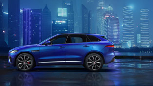 2016 Jaguar F-PACE SUV And Its First Appearance