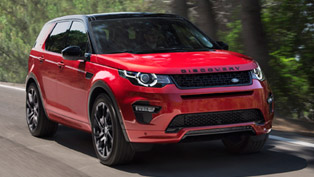2016 Land Rover Discovery Sport is Now Even More Beautiful