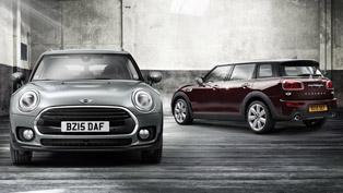 mini announces details for the 2016 clubman