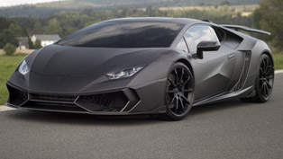 MANSORY Unveiled the One and Only Carbon Beast