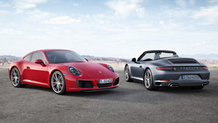 2016 porsche 911 carrera models got their fresh looks
