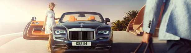 2016 Rolls-Royce Dawn Strives For Perfection. And it Reaches it.