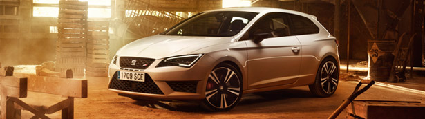 2016 Seat CUPRA Offers Beautiful Looks And Sporty Features