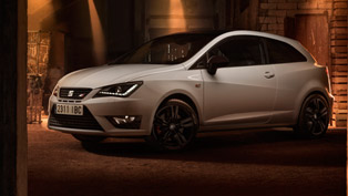 2016 seat ibiza cupra comes with bold visuals and sporty character