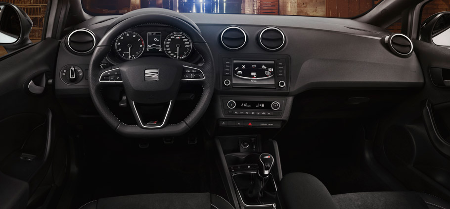2016 seat ibiza cupra comes with numerous improvements and. Black Bedroom Furniture Sets. Home Design Ideas