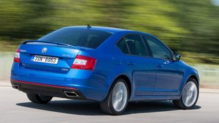 skoda octavia rs 230 comes with even more sporty additions!