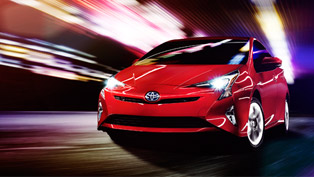 2016 Toyota Prius Hybrid Comes With Interesting Appearance