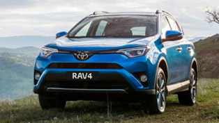 Christmas Gifts for Toyota RAV4 are Already Planned!