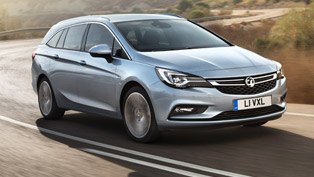 2016 Vauxhall Astra Sports Tourer Will be Even More Flexible