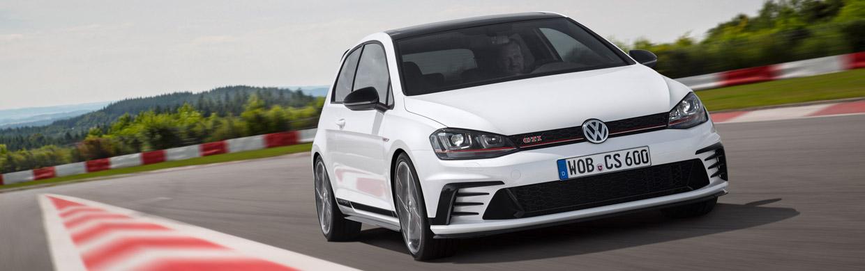 Volkswagen Golf GTI Clubsport Front View