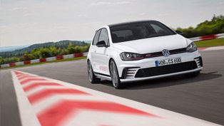 Anniversary Volkswagen Golf GTI Clubsport Celebrates the Spirit of GTI in Frankfurt