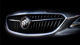 Avenir-Inspired 2017 Buick LaCrosse Previewed